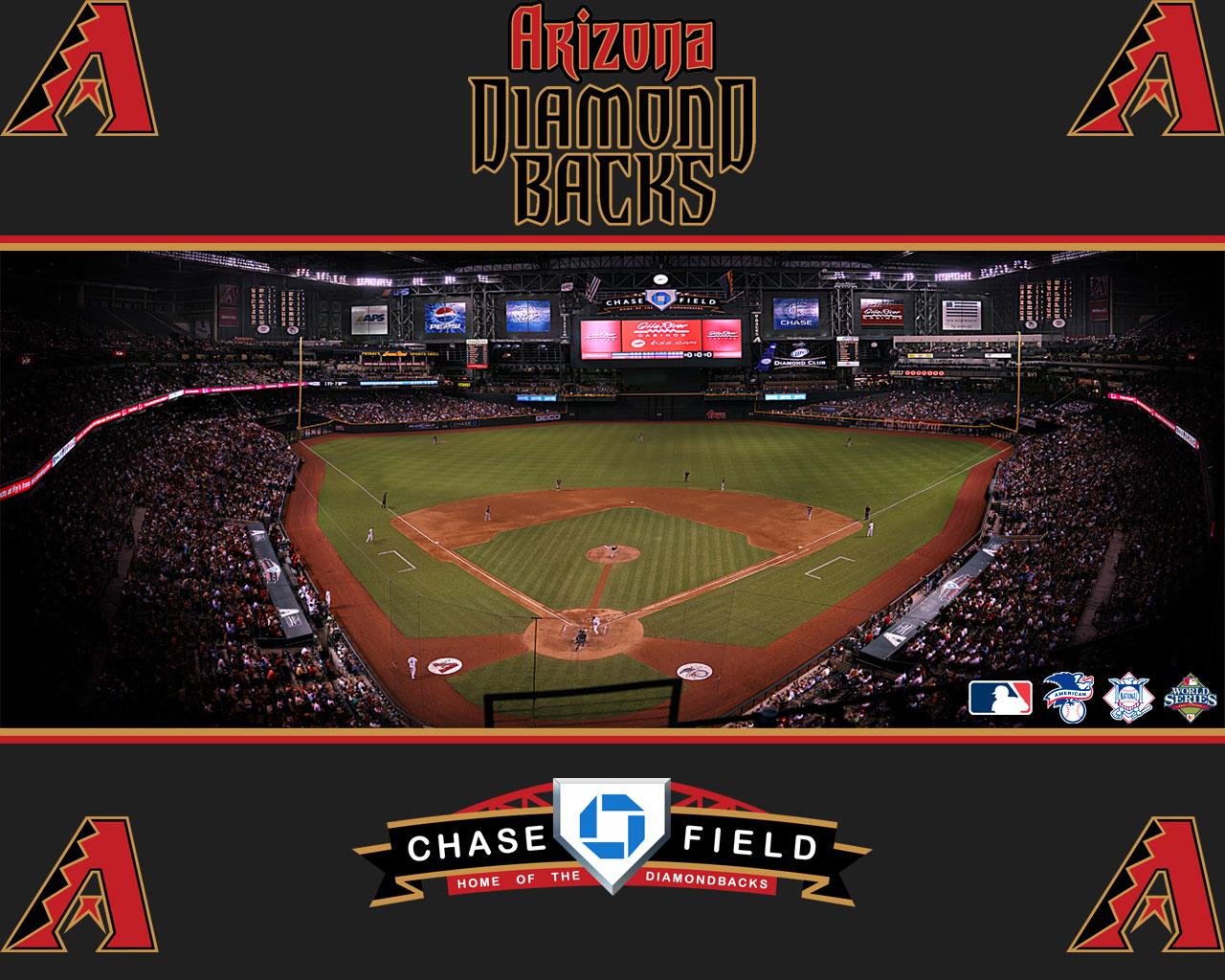 1280x1024 - Arizona Diamondbacks Wallpapers 13
