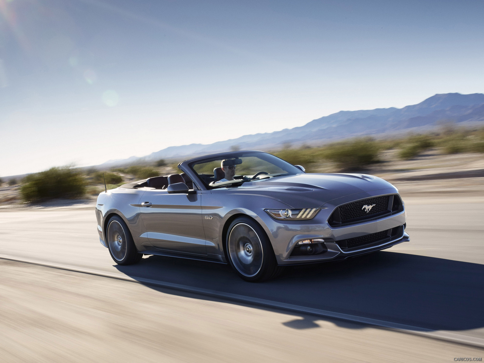 1600x1200 - Ford Convertible Wallpapers 9