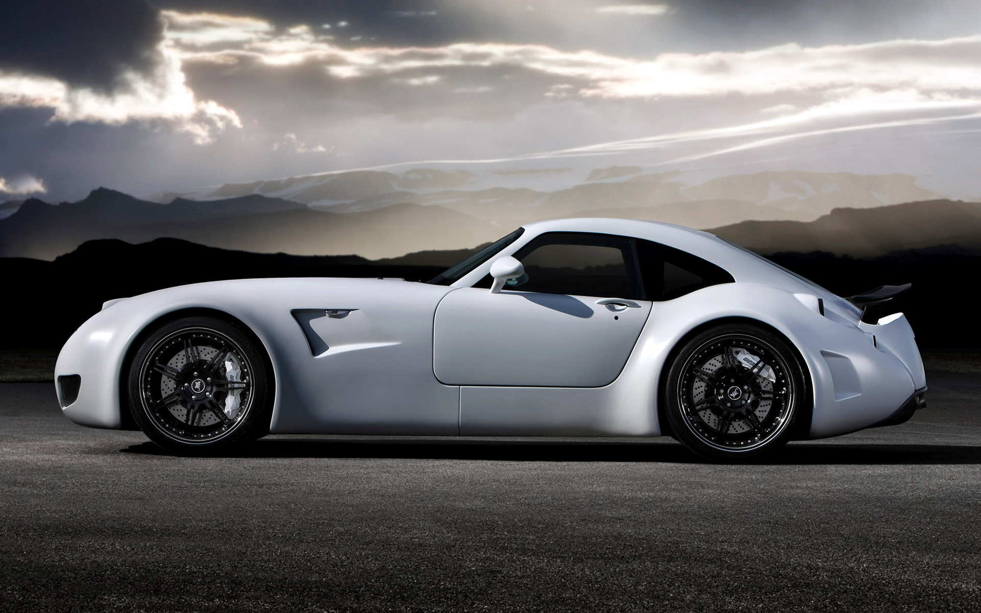 1920x1200 - Wiesmann GT MF5 Wallpapers 4