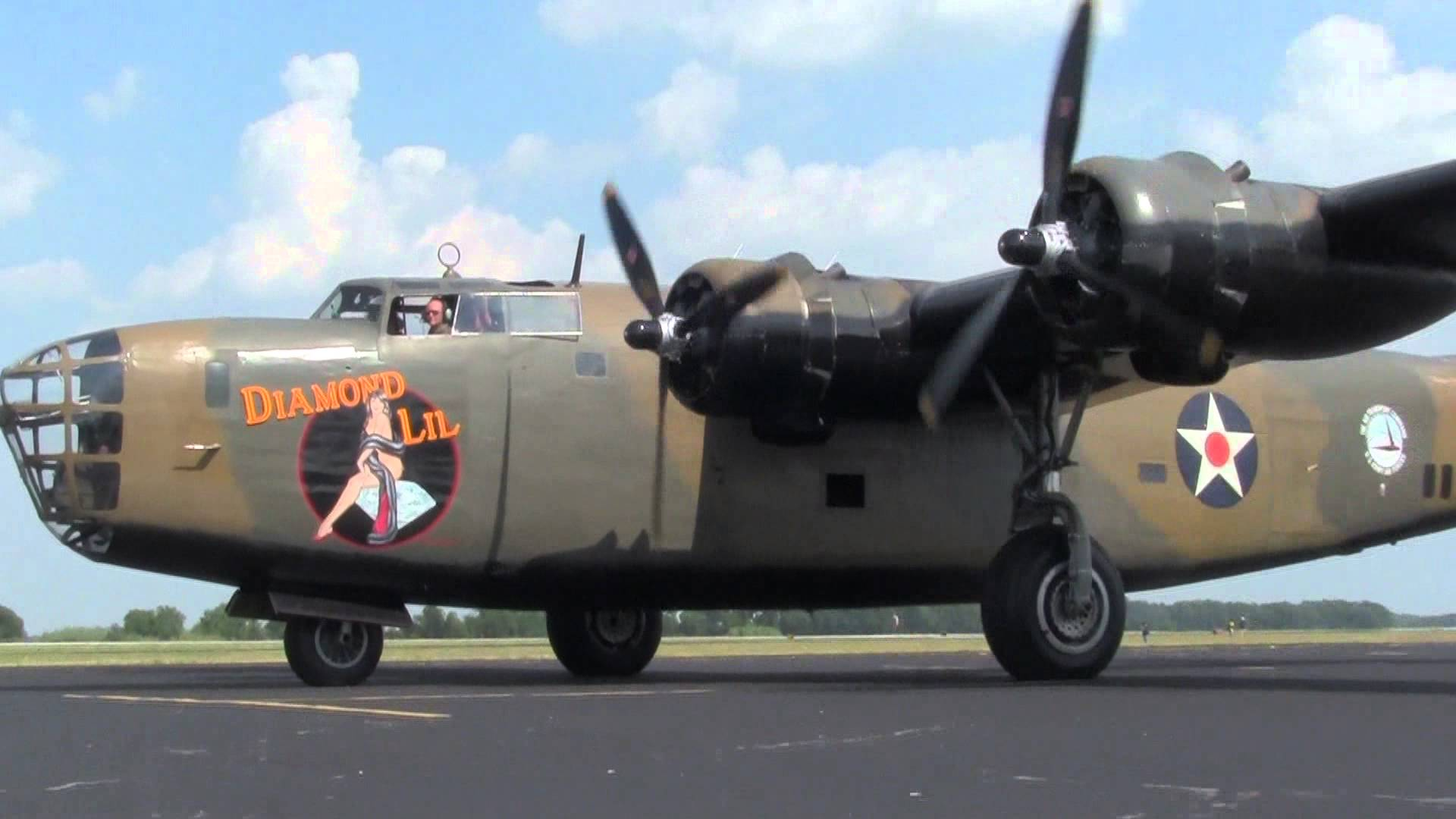 1920x1080 - Consolidated B-24 Liberator Wallpapers 22