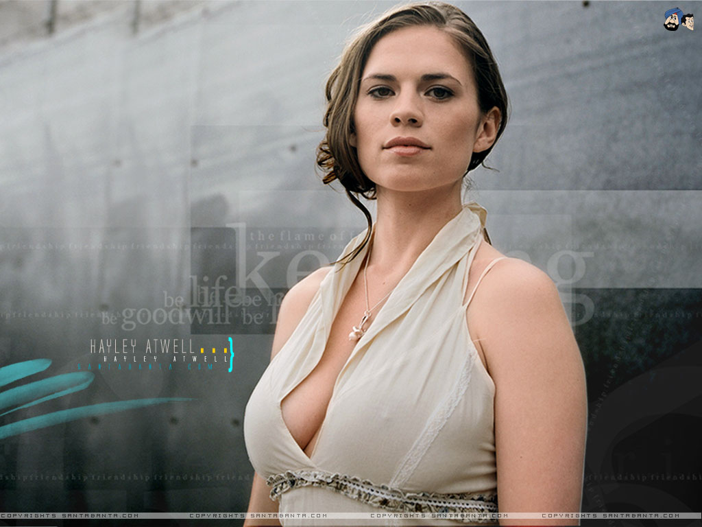 1024x768 - Hayley Atwell Wallpapers 15