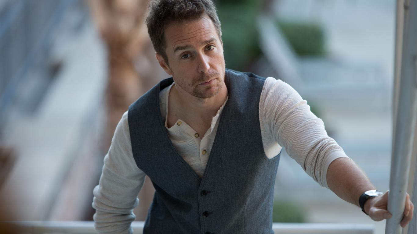 1366x768 - Sam Rockwell Wallpapers 24
