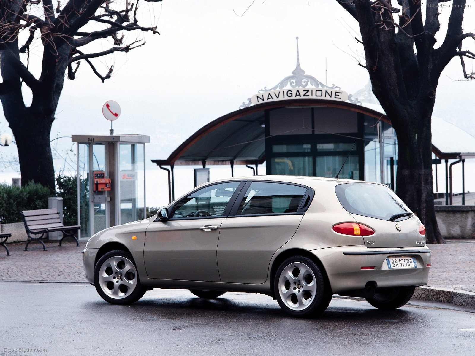 1600x1200 - Alfa Romeo 147 Wallpapers 37