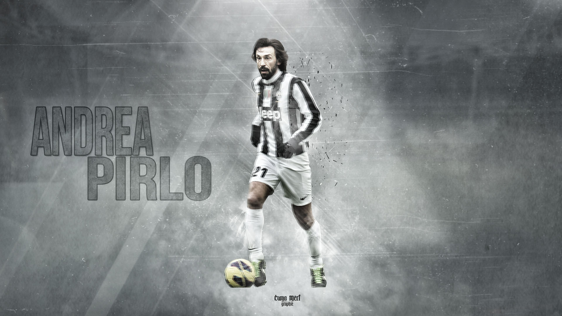 1920x1080 - Andrea Pirlo Wallpapers 7