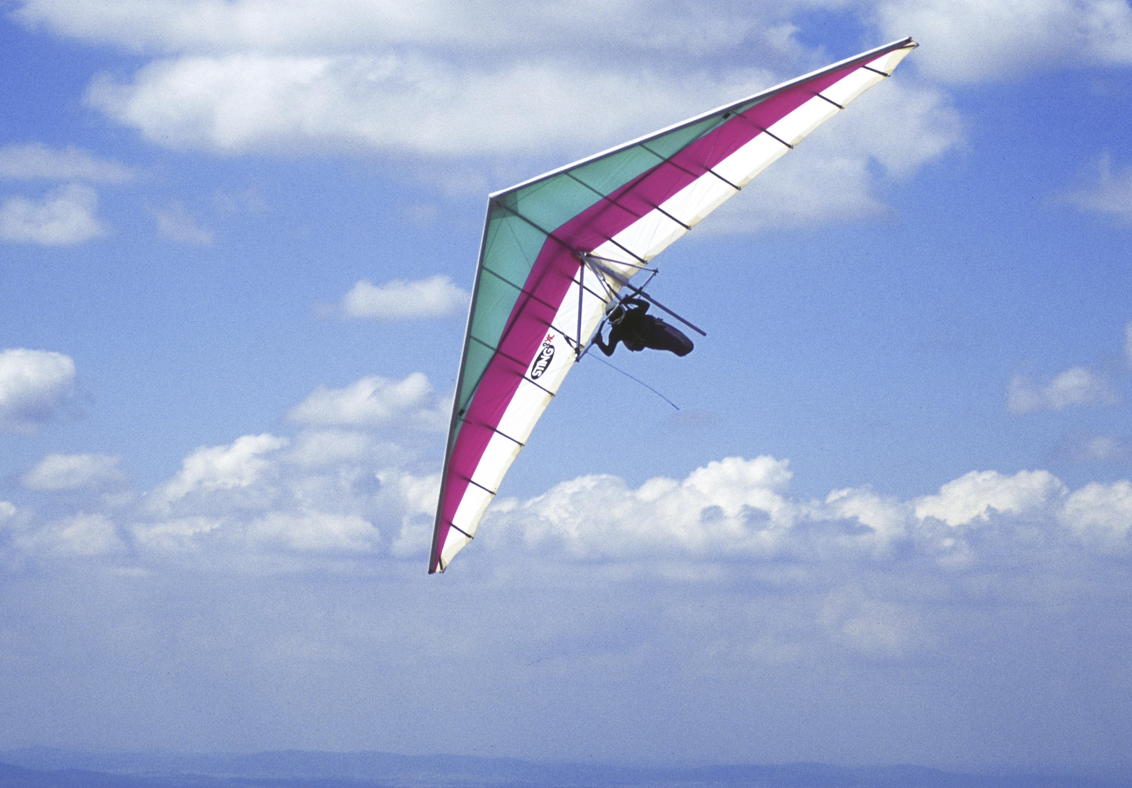 3867x2692 - Hang Gliding Wallpapers 34