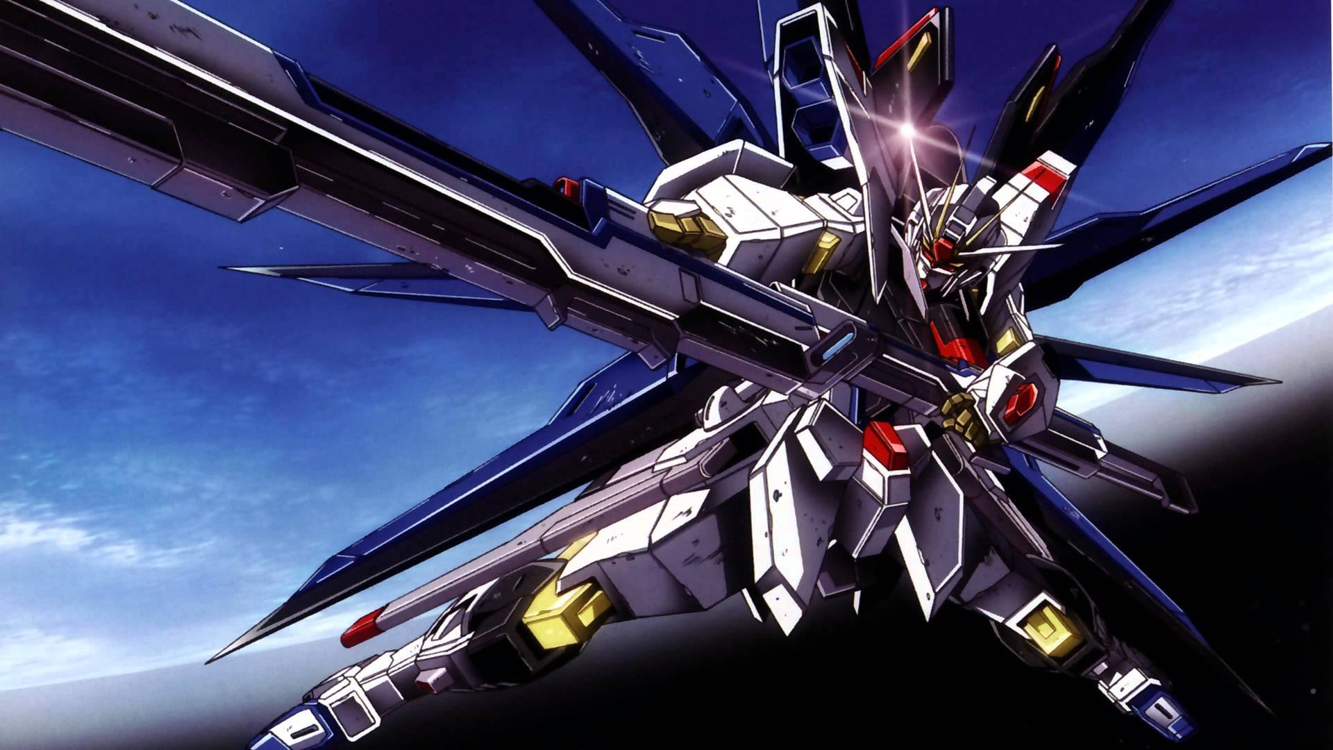 1920x1080 - Mobile Suit Gundam Seed Destiny Wallpapers 8