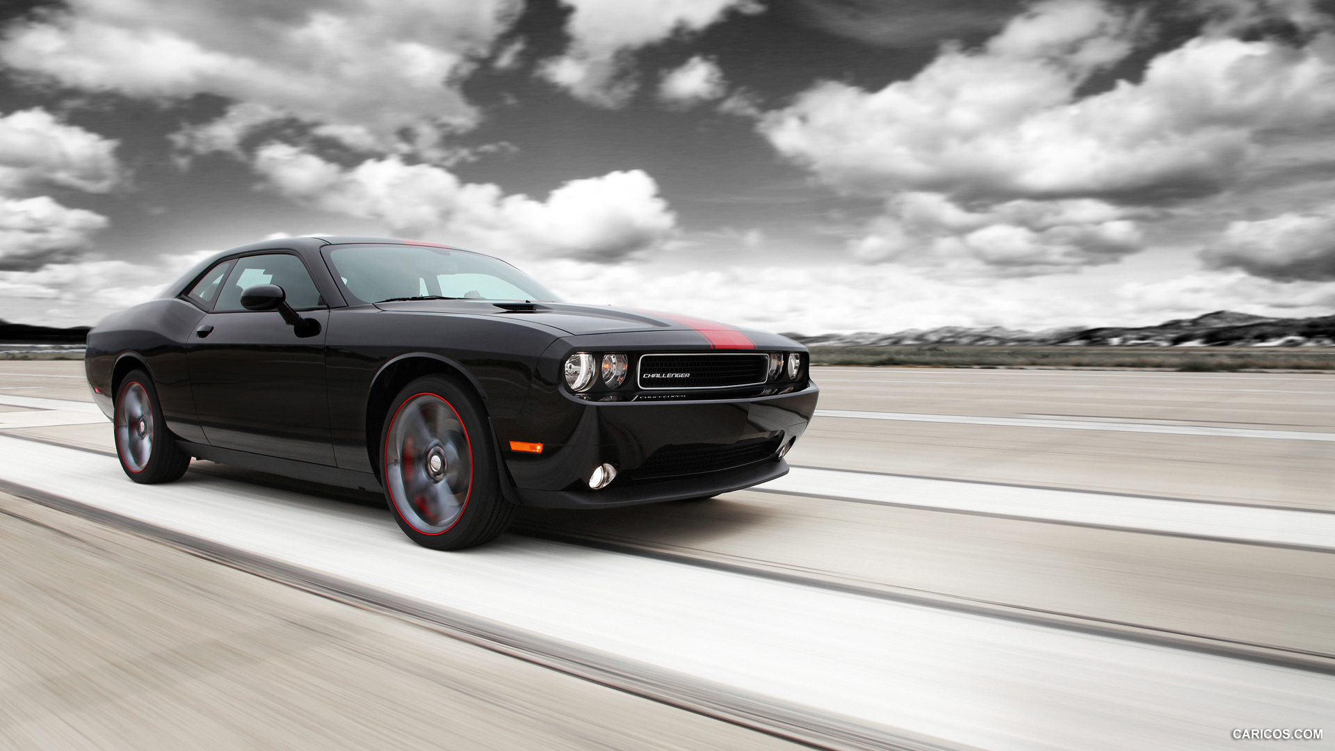 1920x1080 - Dodge Challenger Rallye Wallpapers 12