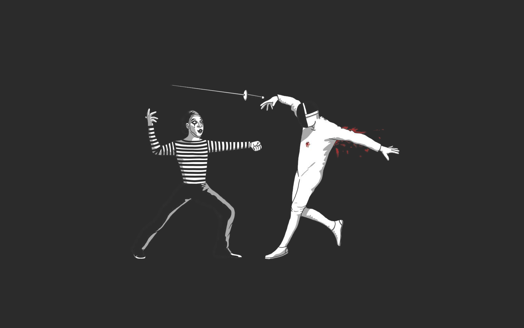 1680x1050 - Fencing Wallpapers 10
