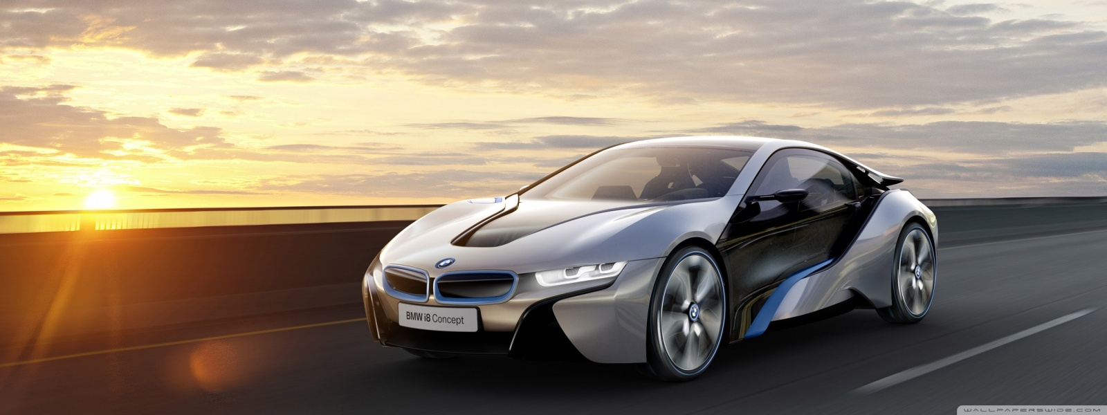 1600x600 - BMW i3 Concept Wallpapers 1
