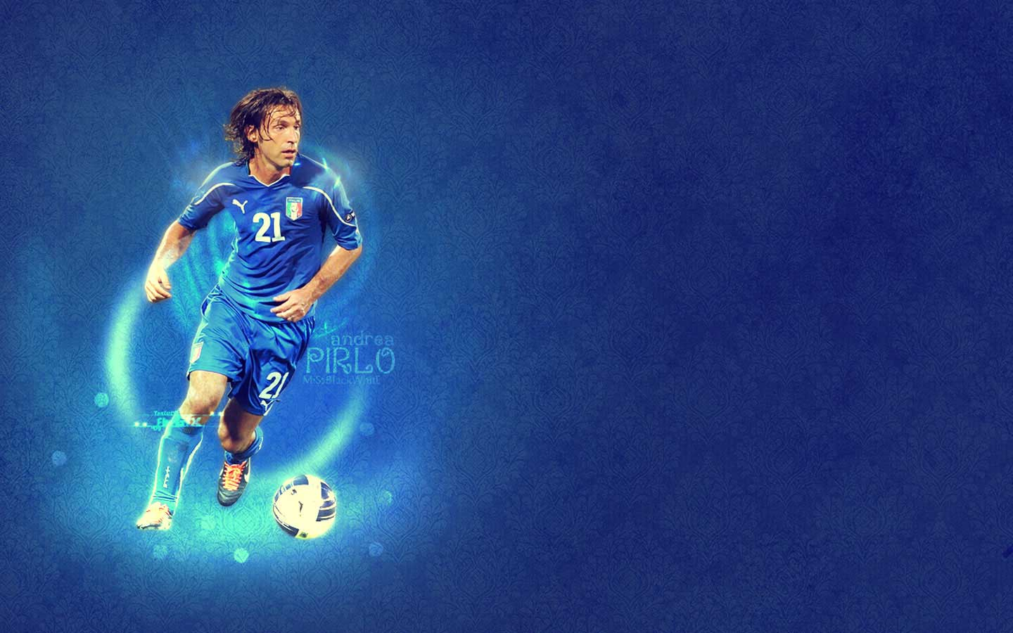 1440x900 - Andrea Pirlo Wallpapers 24