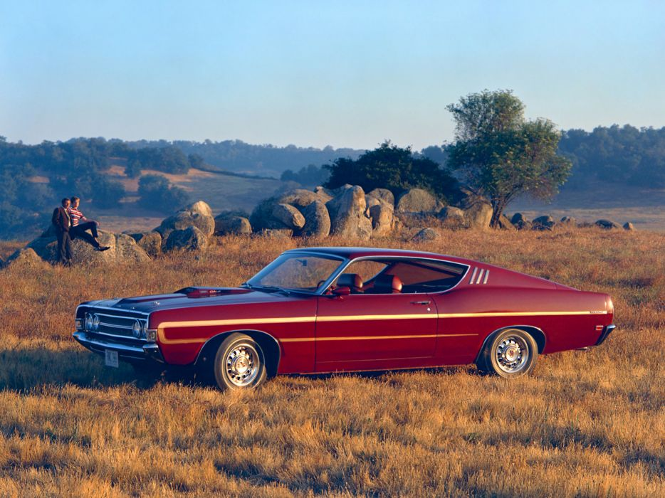 934x700 - Ford Torino Wallpapers 7