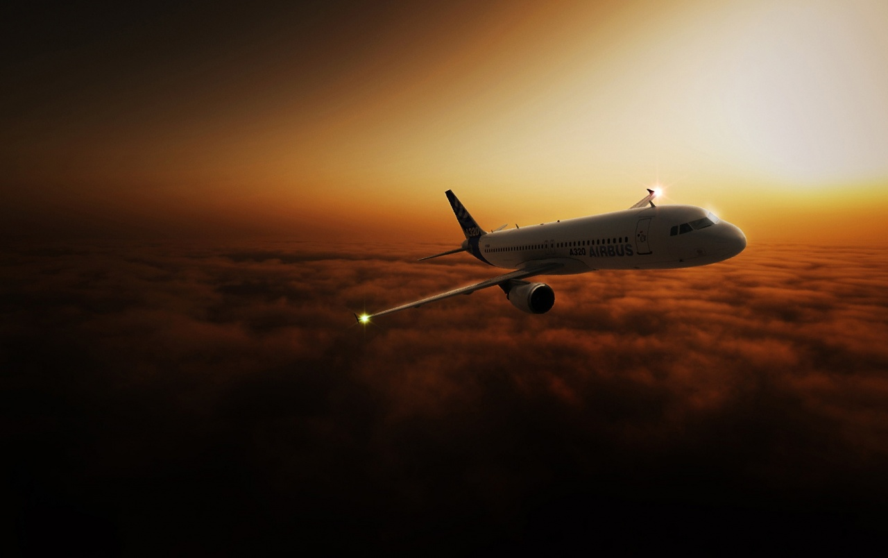 1280x804 - Airbus A320 Wallpapers 4