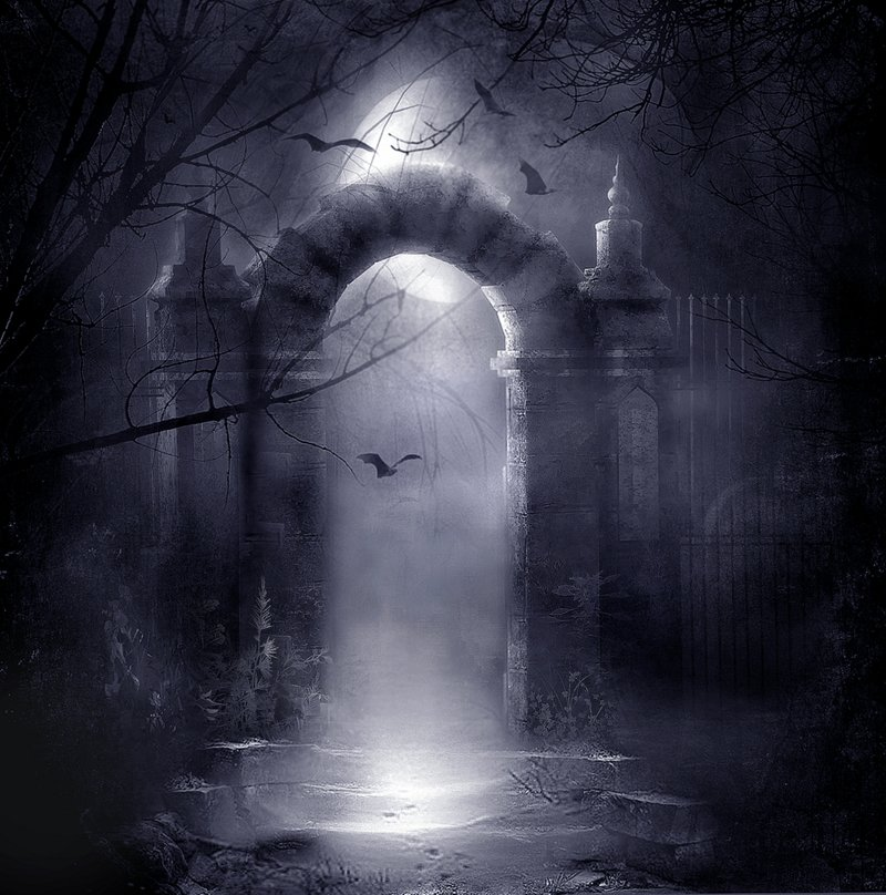 800x808 - Cool Gothic Backgrounds 11