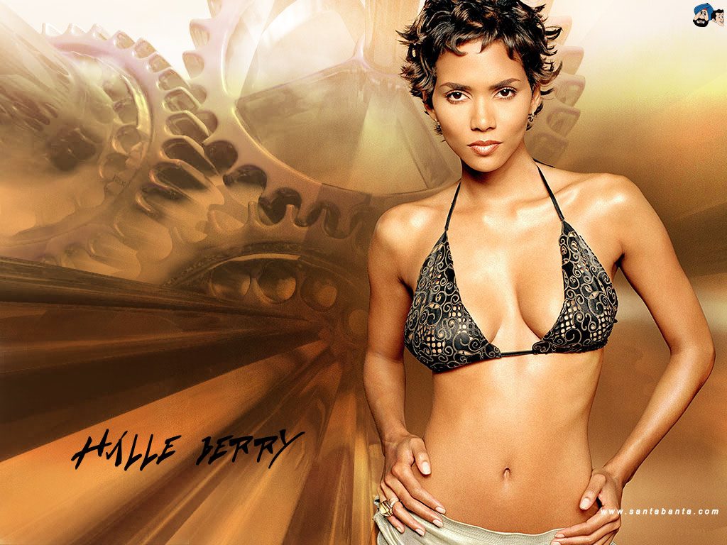 1024x768 - Halle Berry Wallpapers 13