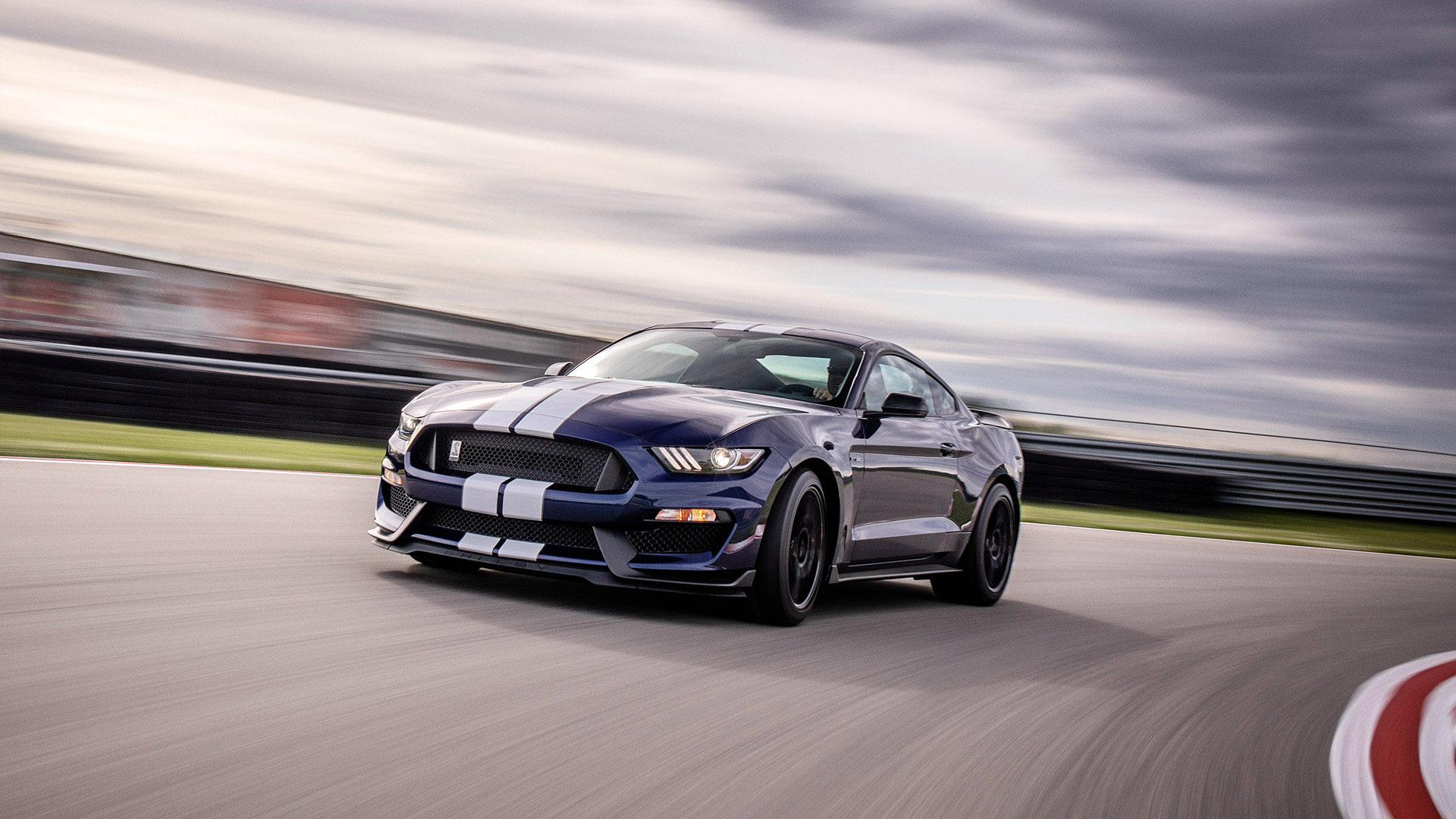 1920x1080 - Shelby Mustang GT 350 Wallpapers 25