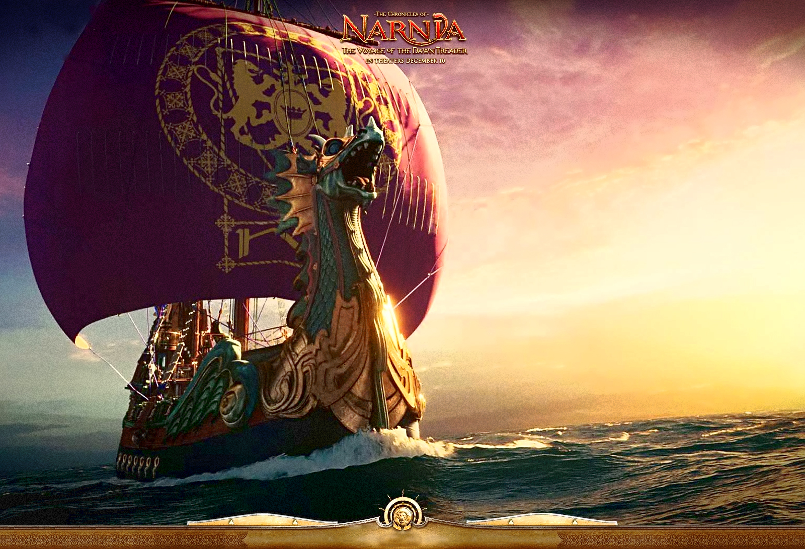 1600x1092 - The Chronicles of Narnia: The Voyage of the Dawn Treader Wallpapers 5