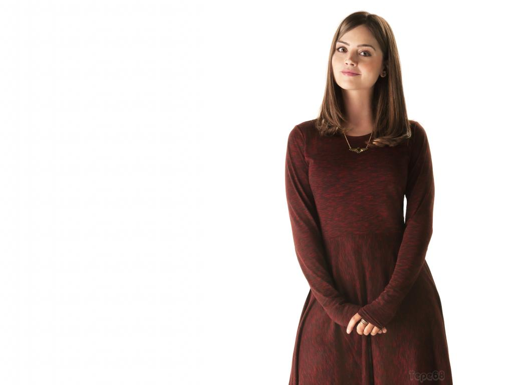 1024x768 - Jenna-Louise Coleman Wallpapers 18