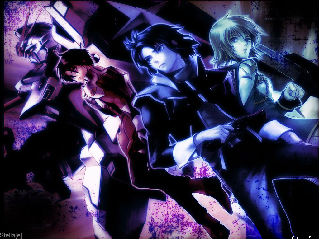 1024x768 - Mobile Suit Gundam Seed Destiny Wallpapers 5