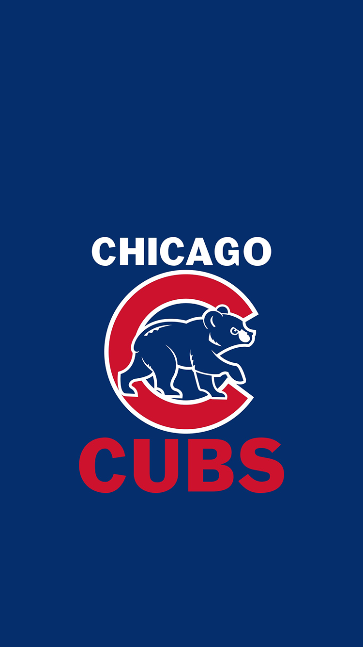 750x1334 - Chicago Cubs Wallpapers 1