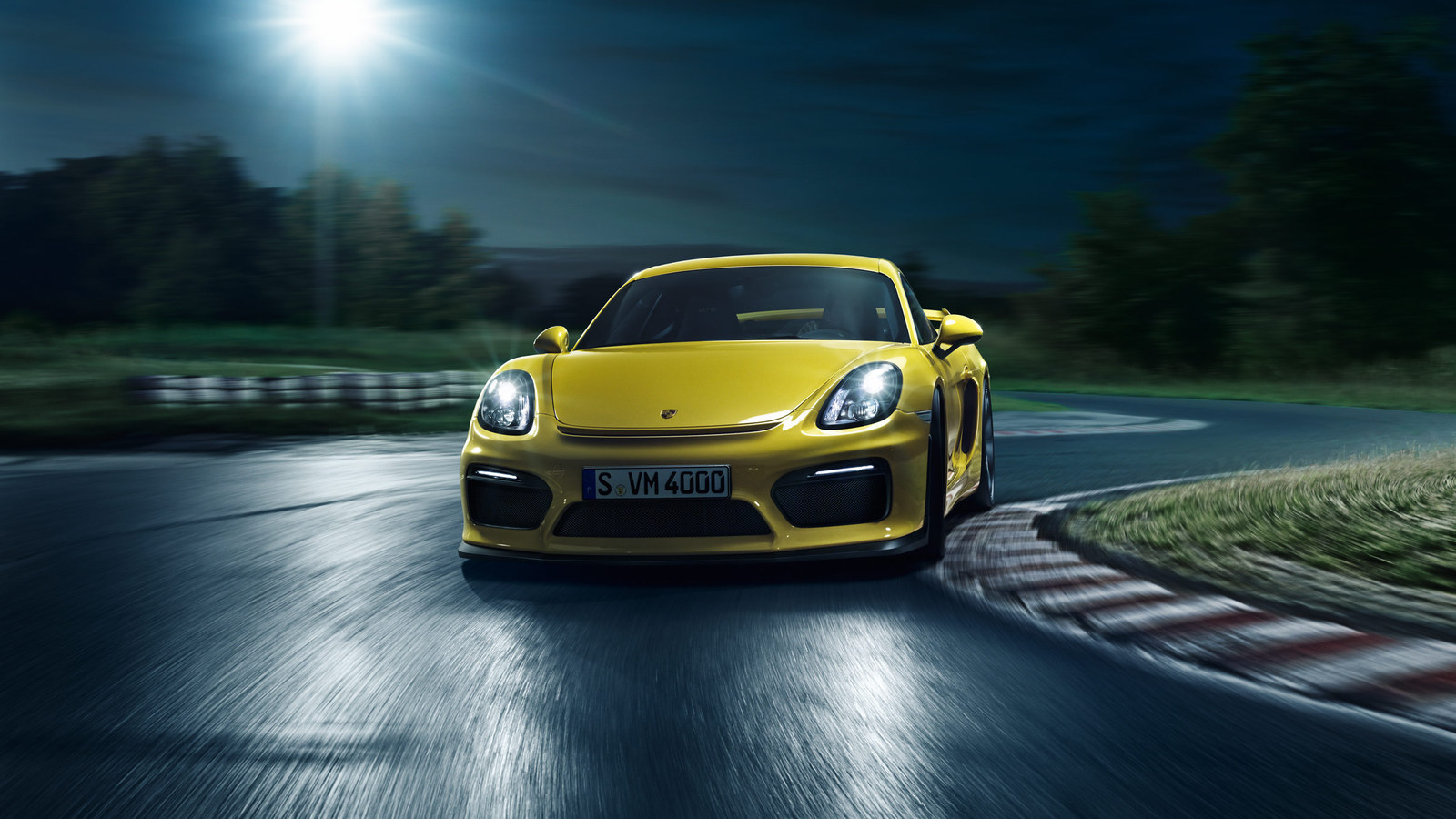 1600x900 - Porsche Cayman Wallpapers 23