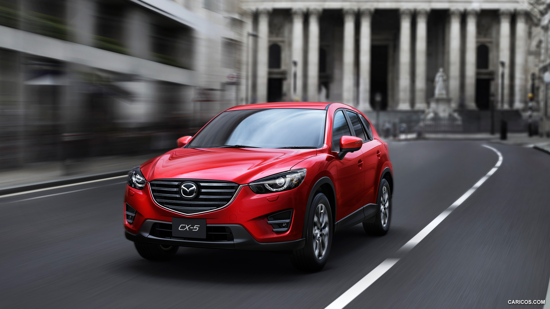 1920x1080 - Mazda CX-5 Wallpapers 12