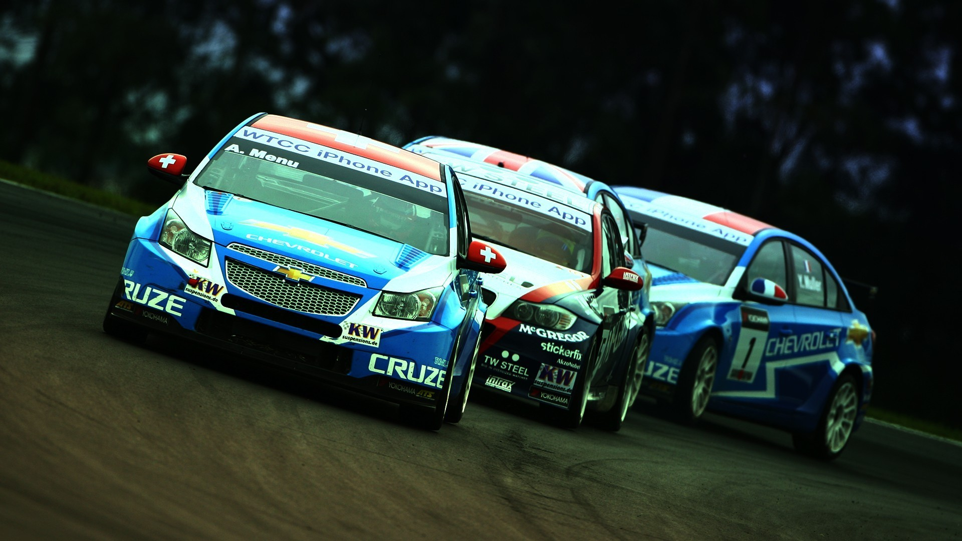 1920x1080 - WTCC Racing Wallpapers 1