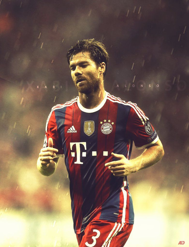 782x1021 - Xabi Alonso Wallpapers 2