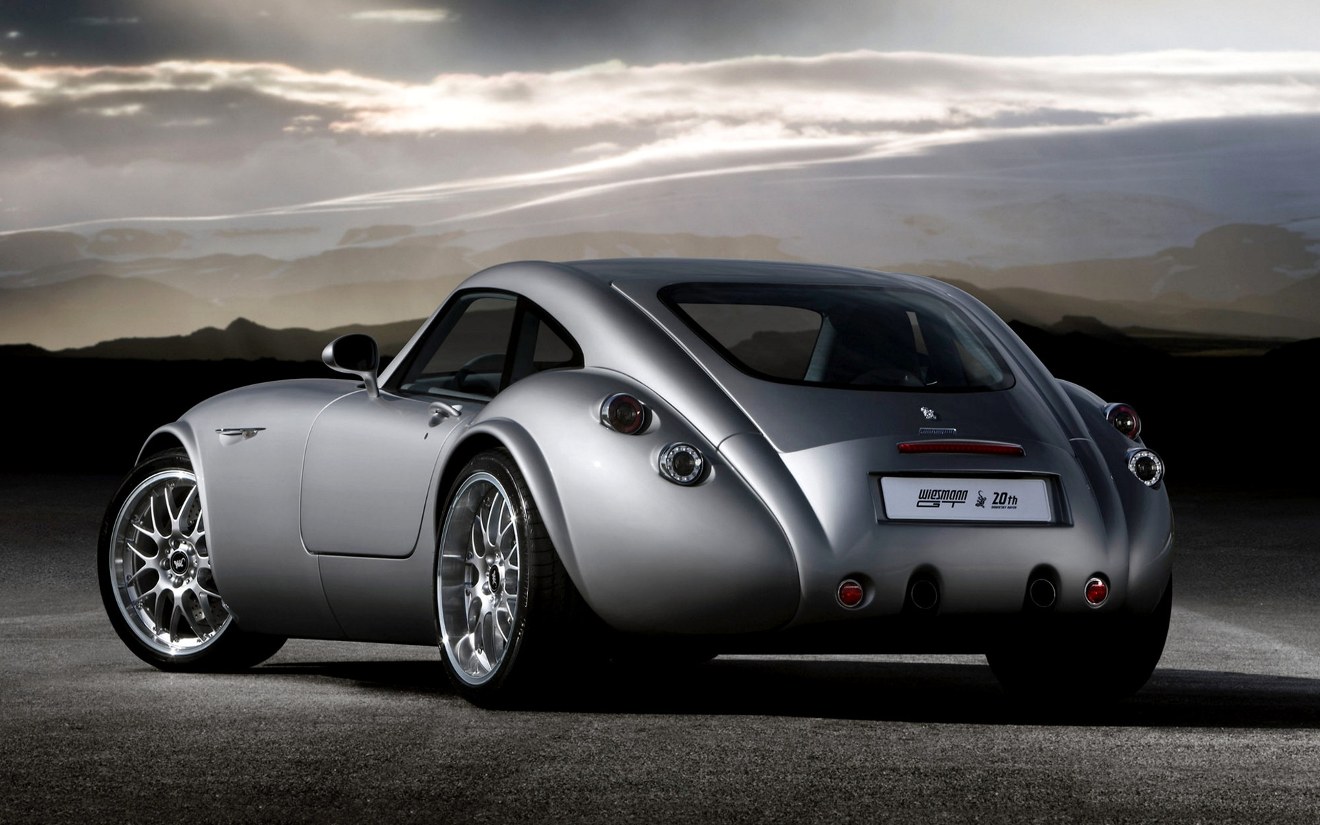 1920x1200 - Wiesmann GT MF4 Wallpapers 28
