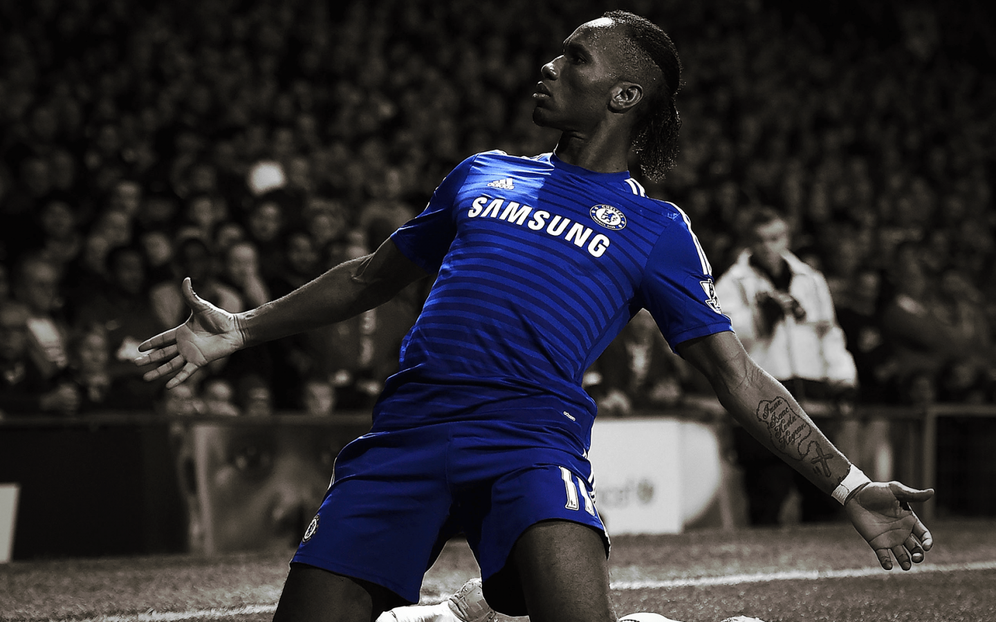 1440x900 - Didier Drogba Wallpapers 26