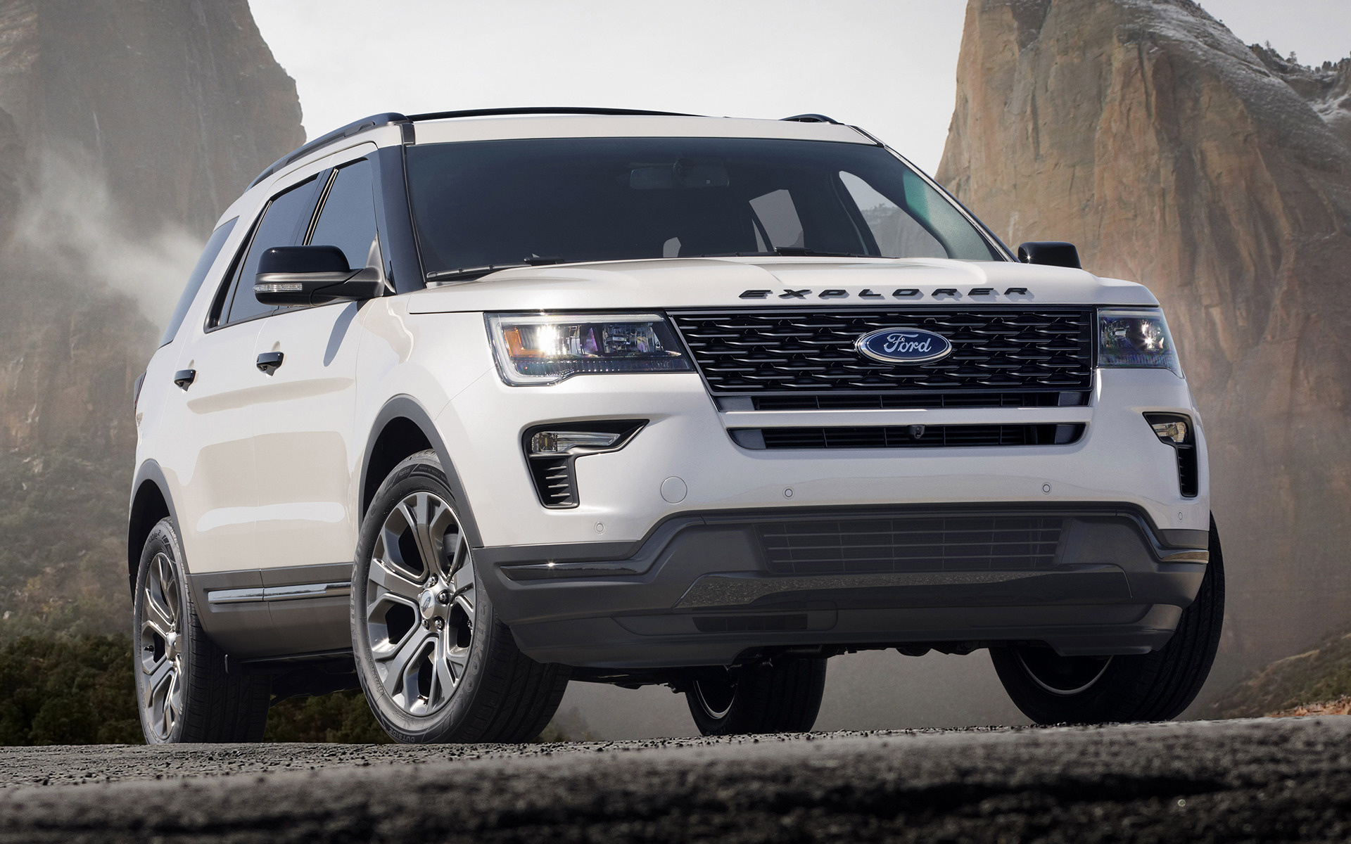 1920x1200 - Ford Explorer Wallpapers 3