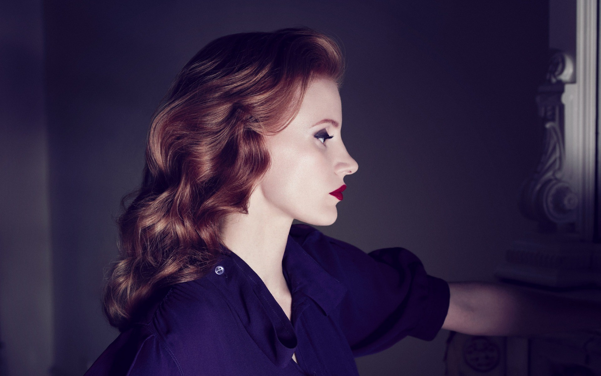 1920x1200 - Jessica Chastain Wallpapers 24