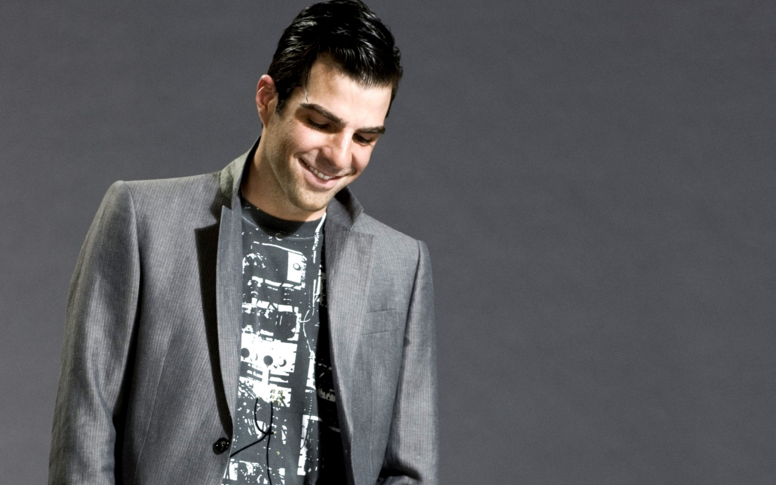 2560x1600 - Zachary Quinto Wallpapers 5