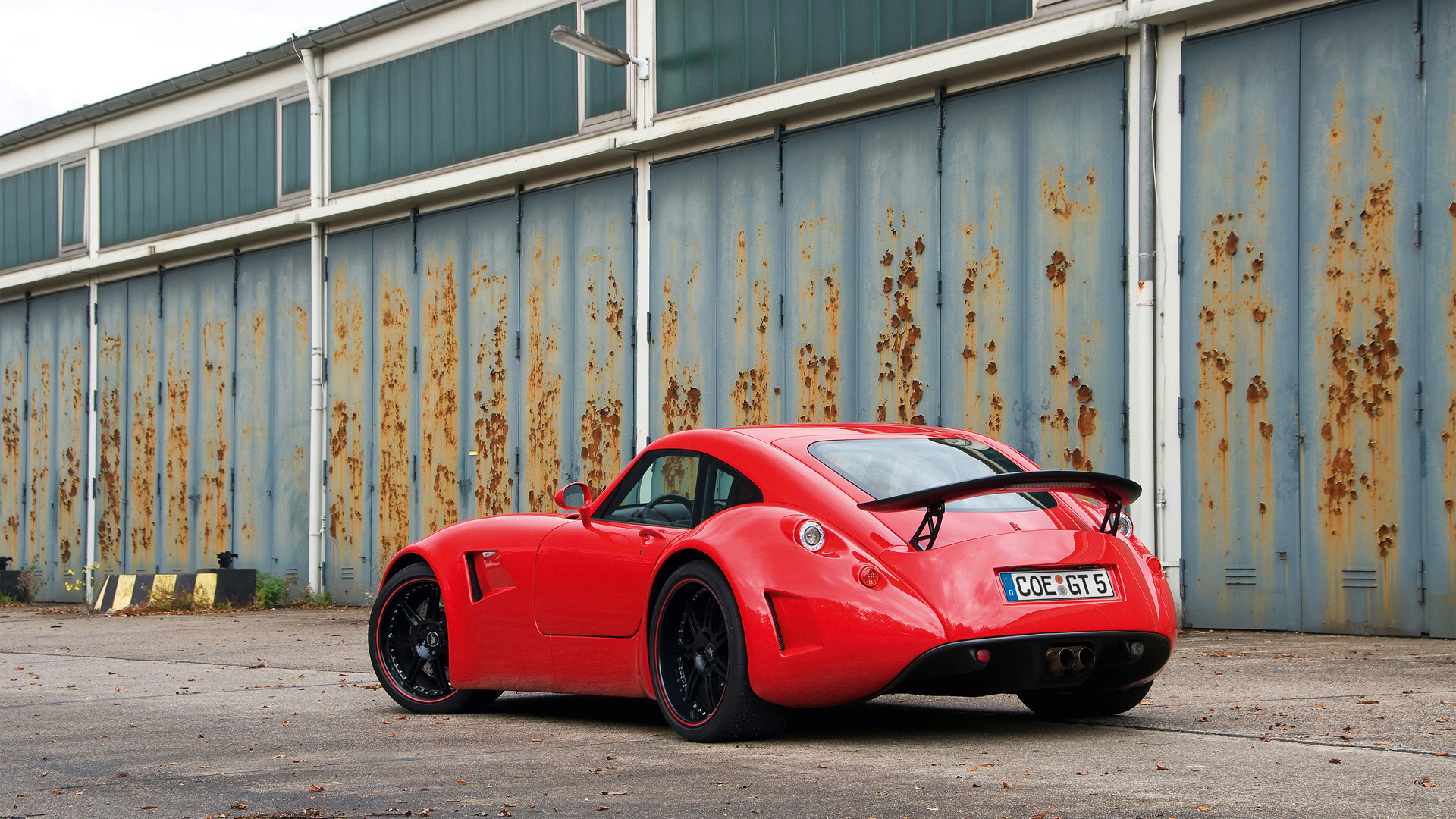 1920x1080 - Wiesmann GT MF5 Wallpapers 18