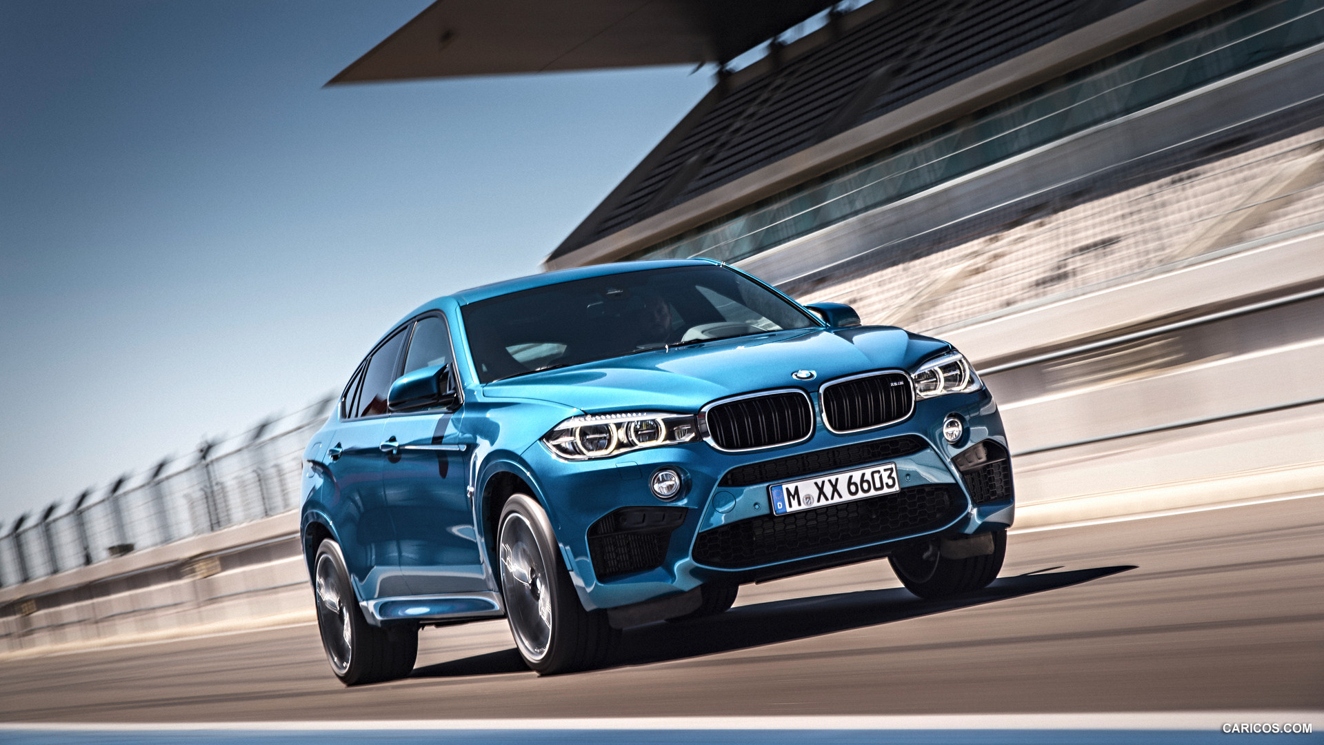 1920x1080 - BMW X6 Wallpapers 12