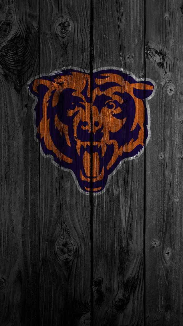 640x1136 - Chicago Bears Wallpapers 23
