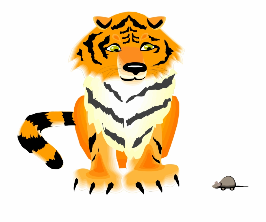 920x769 - Animated Tiger 30