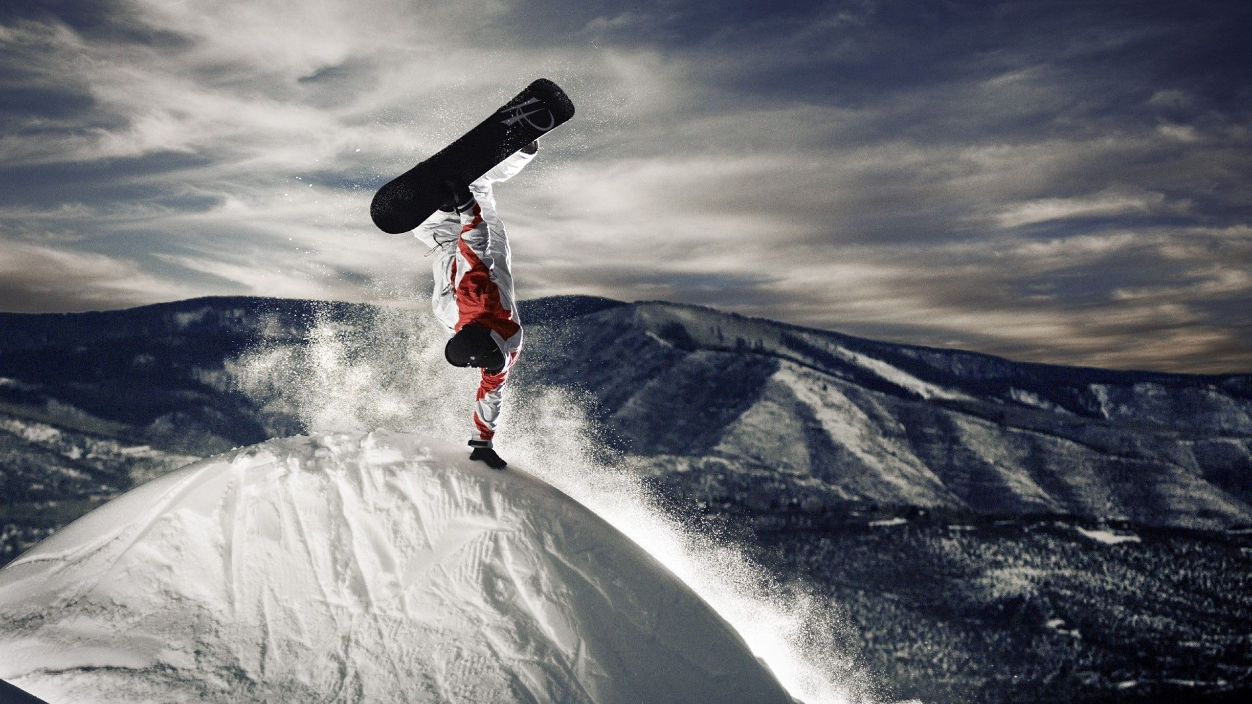 2560x1440 - Snowboarding Wallpapers 13