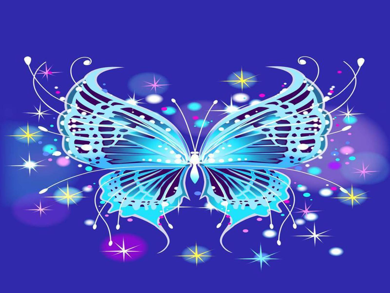 1600x1200 - Pretty Butterfly Backgrounds 7