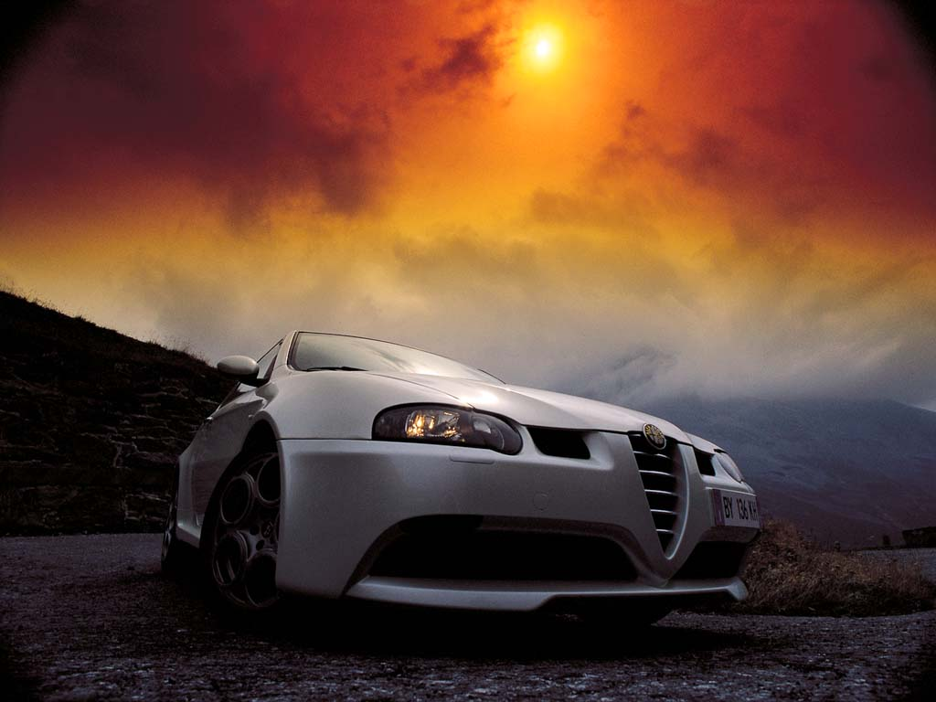 1024x768 - Alfa Romeo 147 Wallpapers 18