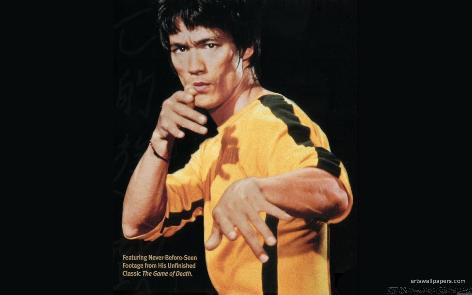 1920x1200 - Bruce Lee Wallpapers 17