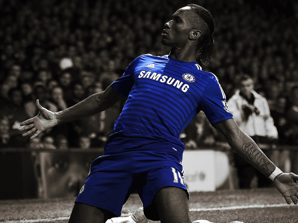 1024x768 - Didier Drogba Wallpapers 28