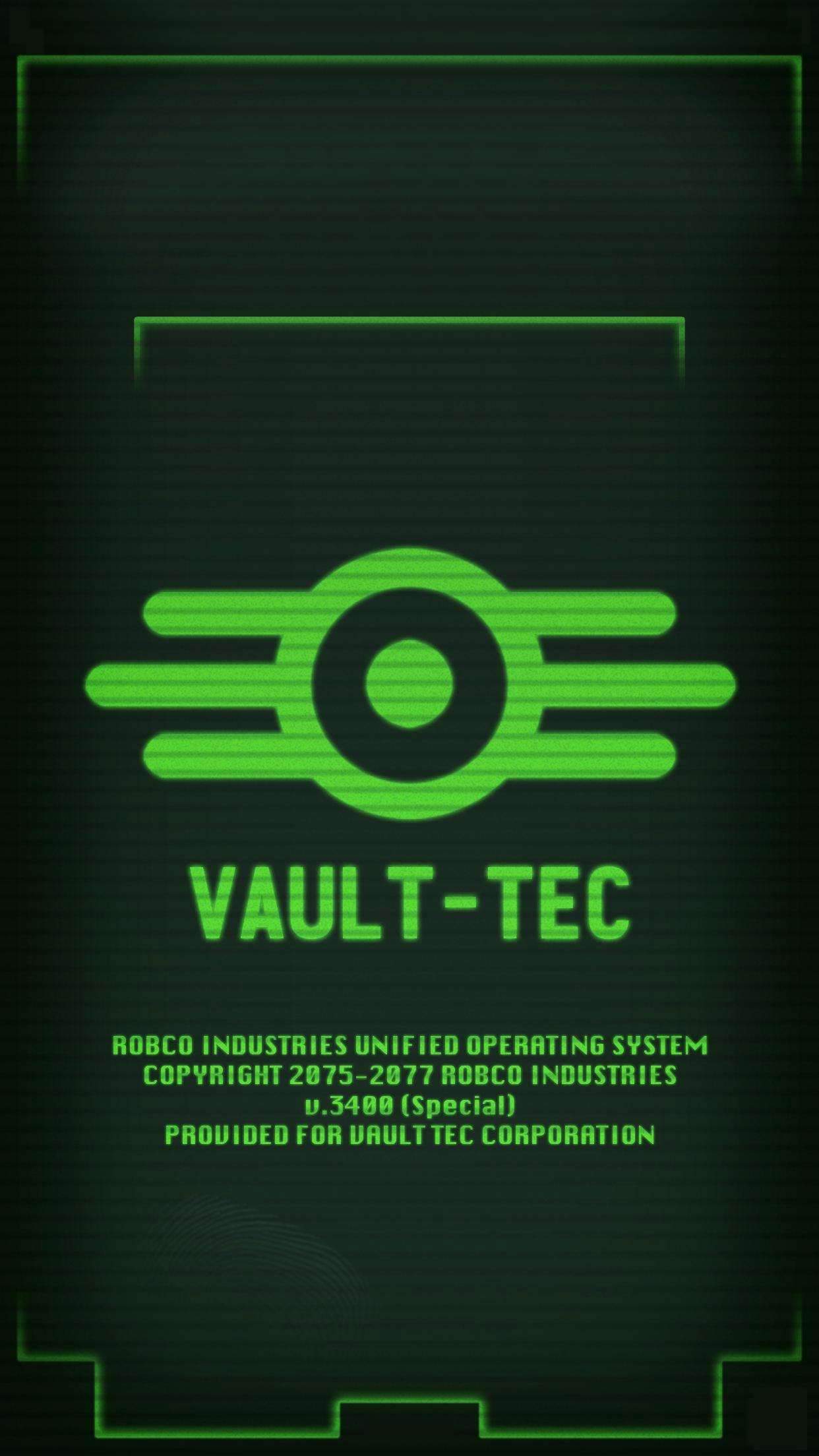 1242x2208 - Fallout iPhone 6 3