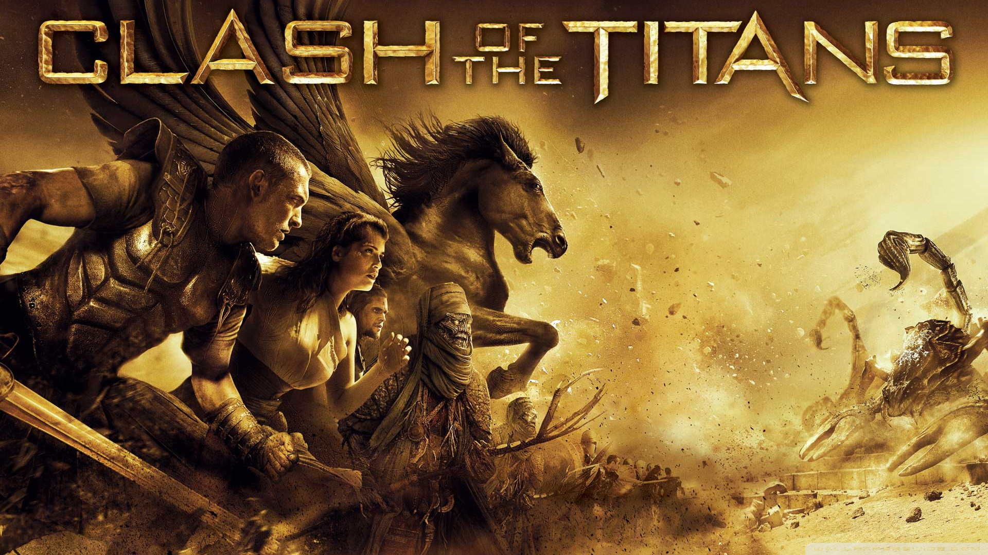 1920x1080 - Clash Of The Titans (2010) Wallpapers 15