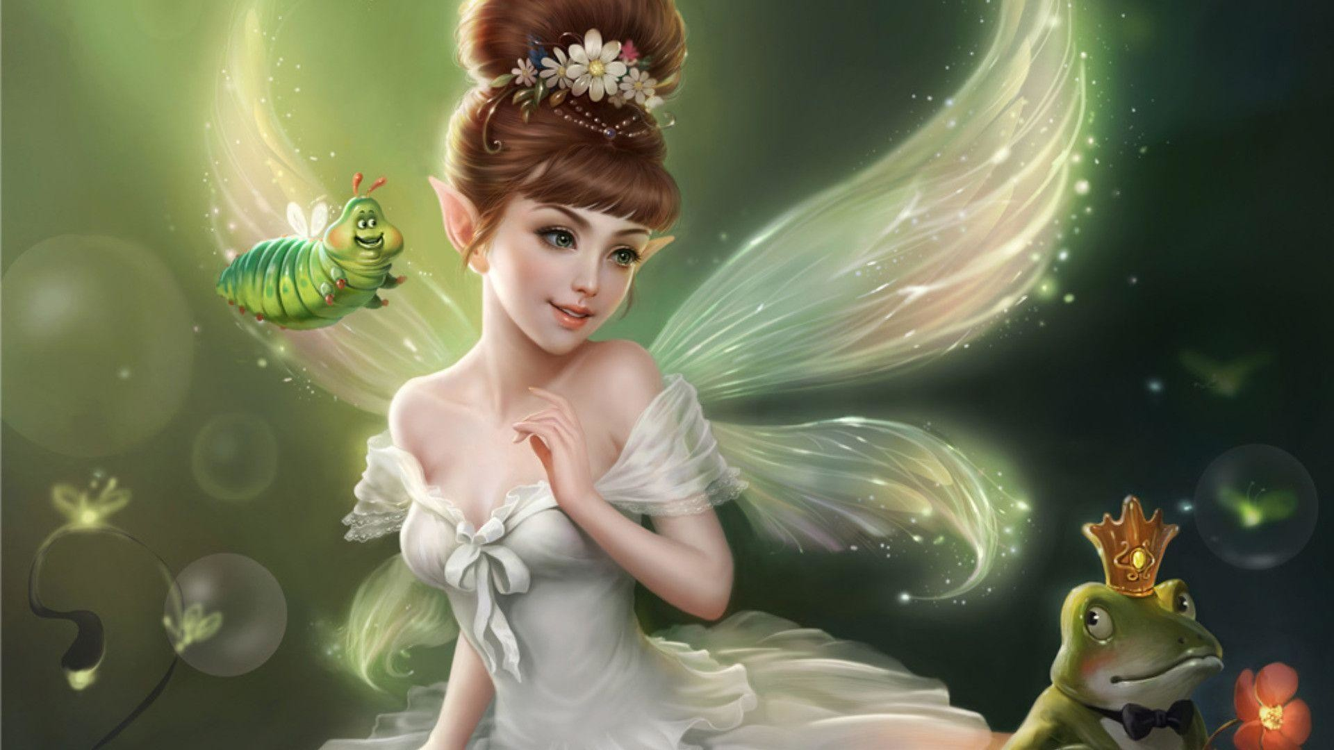 1920x1080 - Fairy Wallpapers 9