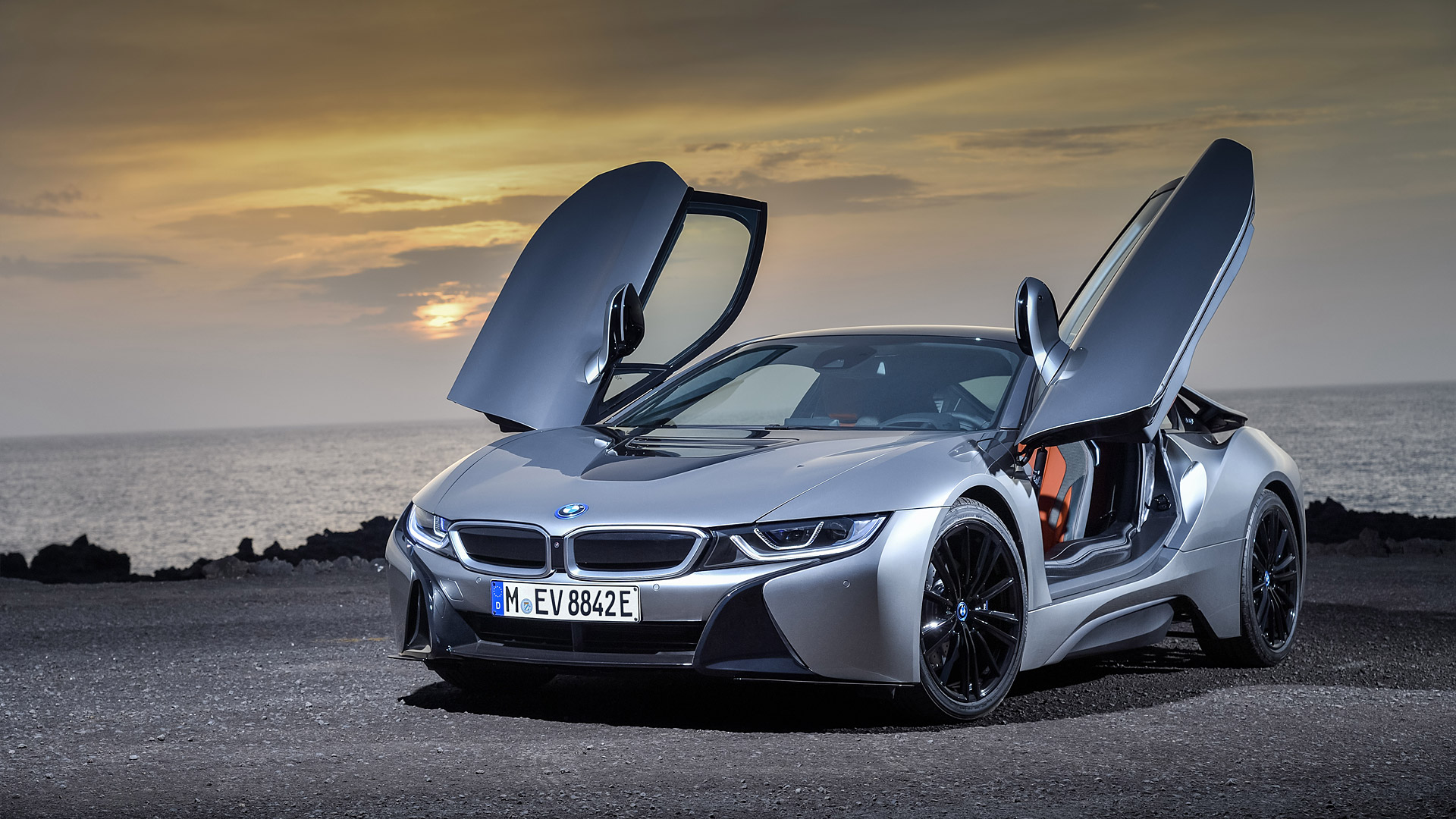 1920x1080 - BMW i3 Concept Wallpapers 12