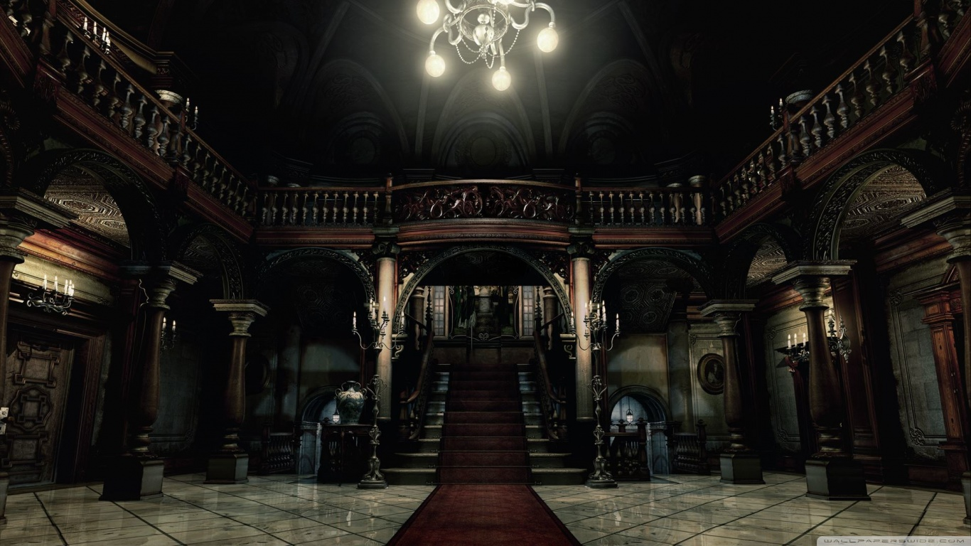 1366x768 - Resident Evil HD Wallpapers 8