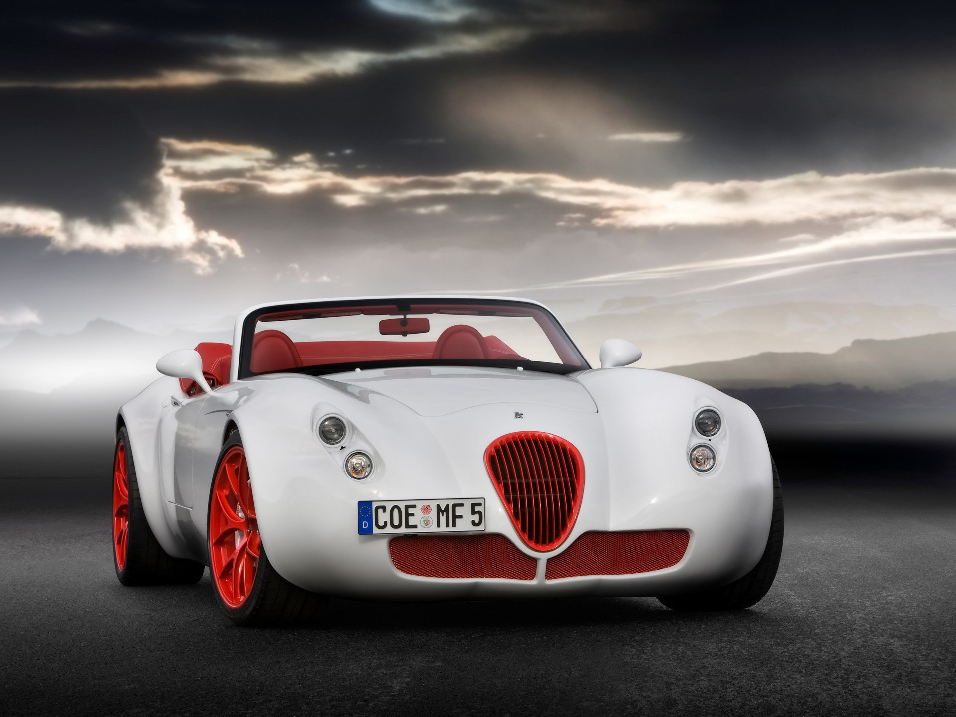 1920x1440 - Wiesmann GT MF5 Wallpapers 15