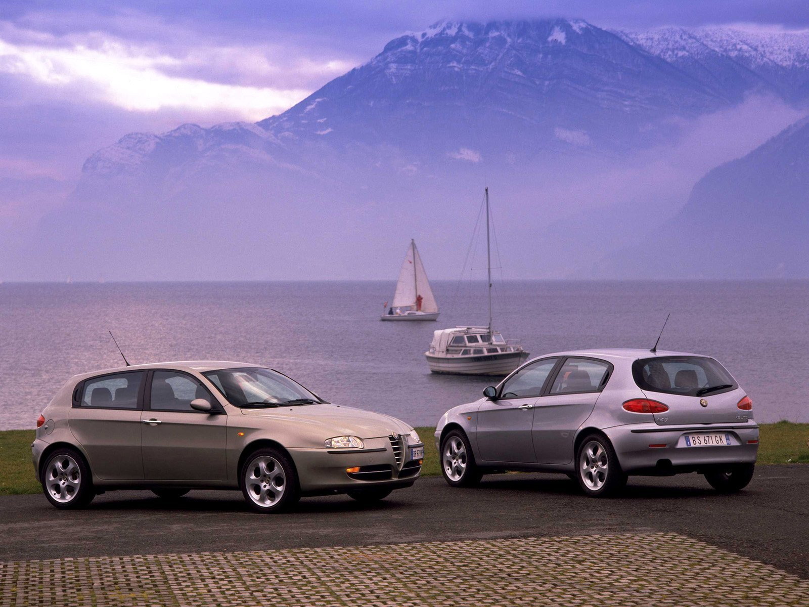 1600x1200 - Alfa Romeo 147 Wallpapers 6