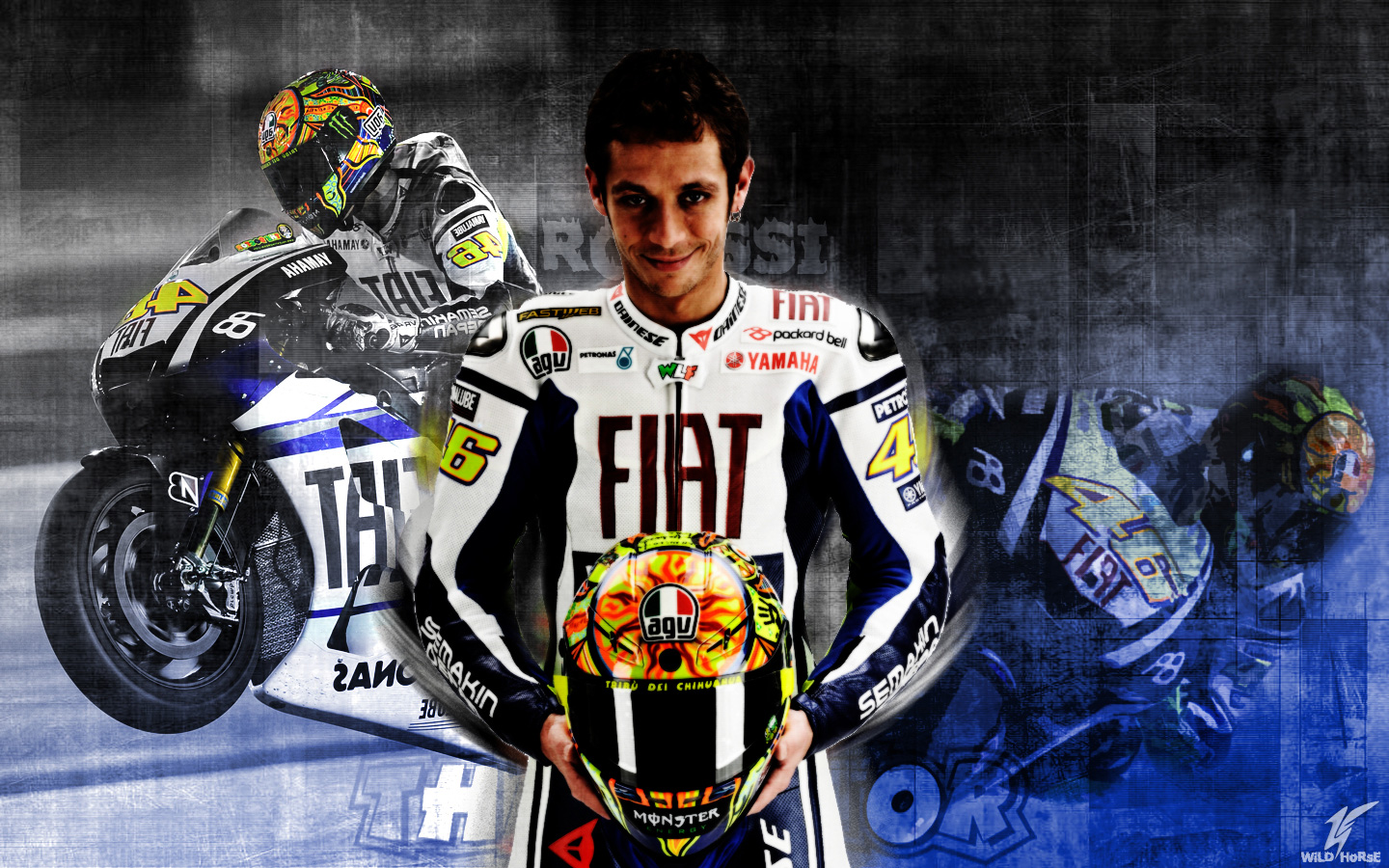 1440x900 - Valentino Rossi Wallpapers 4