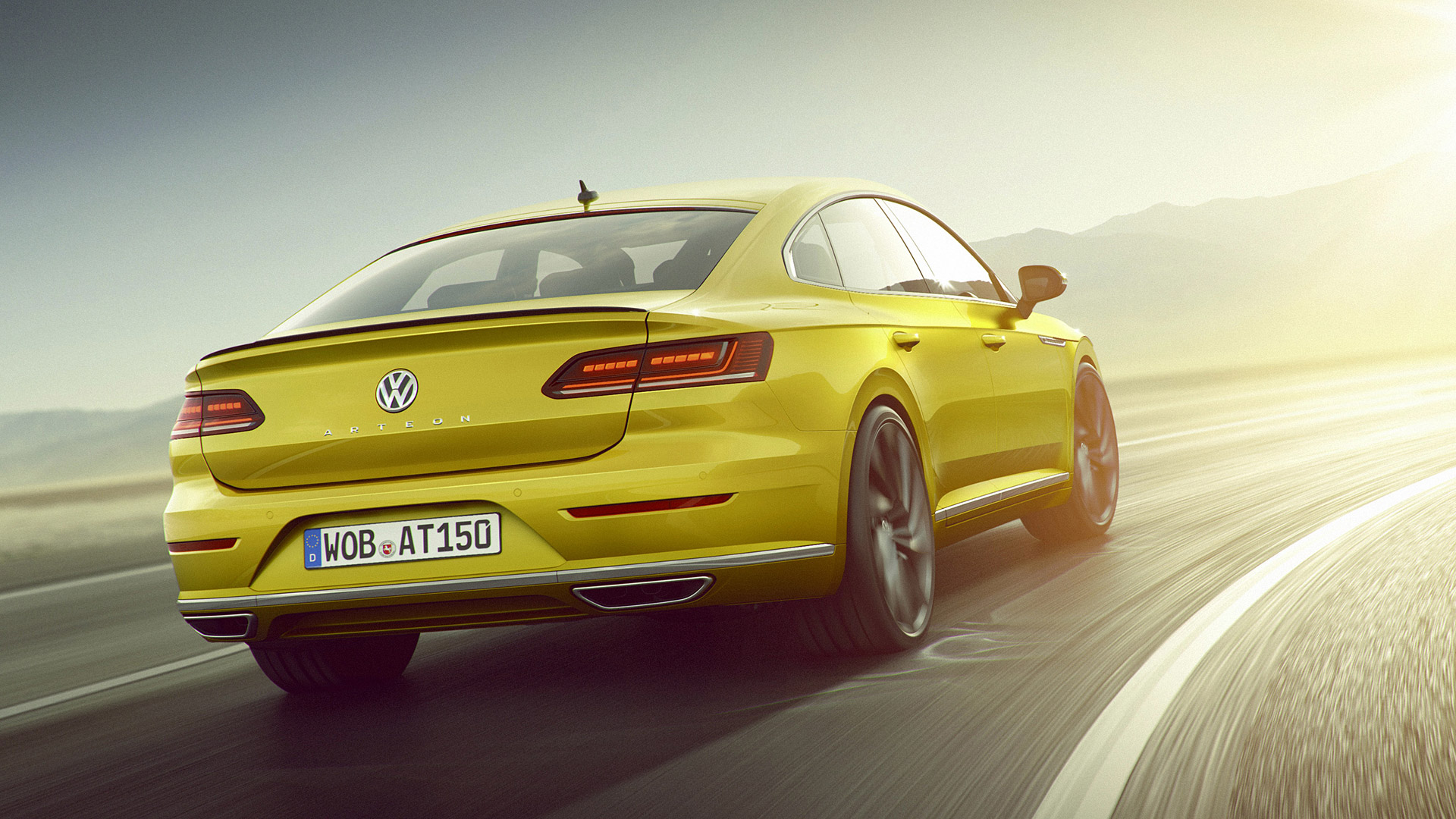 1920x1080 - Volkswagen Arteon Wallpapers 25